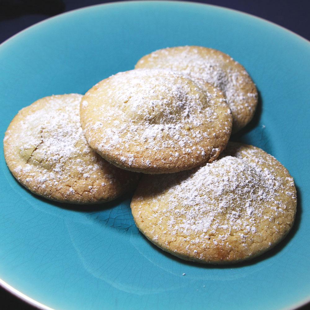 Genovesi à la crème de citron de Menton