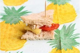 Apero Style #4 Mini club au poulet et chutney coco-gingembre-citron vert