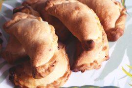 Apero Style #8 Empanadas au chèvre et confit de coing
