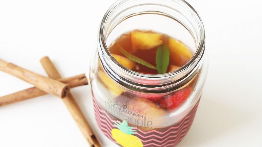Apero Style #9 Sangria blanche