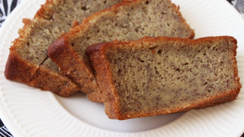 Banana bread à la vanille givrée de Nouvelle Calédonie
